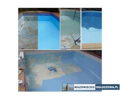 Farba żywica do basenów betonu uszczelniająca KOLOR
