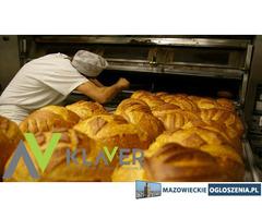Piekarz/cukierni, praca od zaraz, Belgia/Holandia